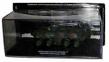 Altaya Tank SPAHPANZER Luchs 1/72 Germany 2000 Diecast