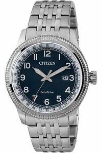 Citizen BM7480-81L Eco-Drive Solar Men's Watch