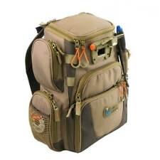 Wild River Wn3503 Tackle Tek Recon Lighted Compact Backpack w/o Trays, Tan