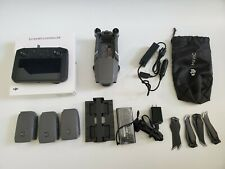 DJI Mavic 2 Pro Drone Quadcopter with Smart Controller W/Extras