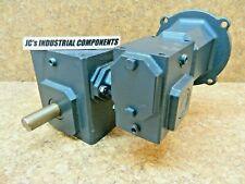 Grove Gear   200:1 ratio   speed reducer   1372 inch pounds   DM220