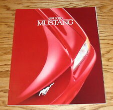 Original 1995 Ford Mustang Sales Brochure 95 GT