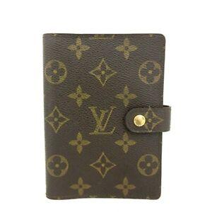 Louis Vuitton Monogram Agenda PM Notebook Cover /C1039