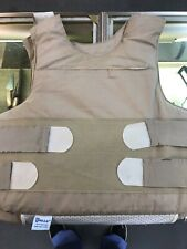 Galls Bullet Proof Vest Level 3A MCC33B Size 42R Tan