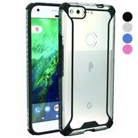 Google Pixel / Pixel XL Clear Phone Case Poetic® Lightweight Shockproof Cover