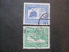 Deutsches Reich MiNr. 669-670 gestempelt (Z 978)