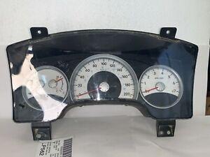 2006-2007 Dodge Dakota Speedometer Instrument Cluster Gauges 04839000AA KPH OEM