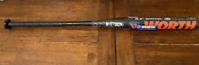 worth slowpitch softball bat USSSA