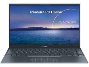 """Asus Zenbook 14 UX425EA-BM024R Intel i7 1165G7 16GB RAM 512GB SSD 14"""" Win10Pro"""
