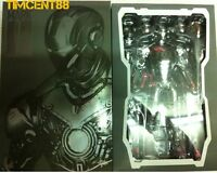 Ready! Hot Toys MMS150 Iron Man 2 Mark II Armor Unleashed Version 1/6 Normal New