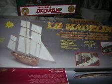 1/50 LE MADELINE   kit bateau bois MANTUA