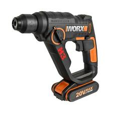WORX WX390 18V 20V MAX 3-in-1 H3 Max Lithium-Ion Rotary Hammer