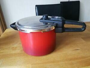 Tefal Sensor Pressure Cooker Retro