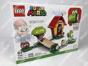 **NEW** LEGO Super Mario Mario's House & Yoshi Expansion Set 71367