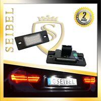Led Kennzeichenbeleuchtung Porsche Cayenne 2002-2010 StVZO-Frei E-Prüfzeichen