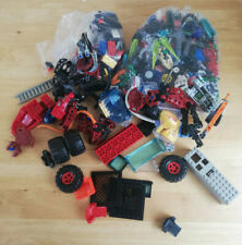 1KG Mixed Bundle of LEGO / Bionicles / MegaBlox / Meccano