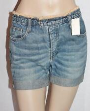 "SUBIJEANS Designer Blue Wash Denim Shorts Size 29"" BNWT [sm16]"