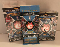 2019-20 Panini Chronicles Basketball Lot ONE EACH: Blaster Box Hanger Value Pack