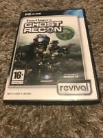 Tom Clancy's GHOST RECON - PC CD-ROM Game
