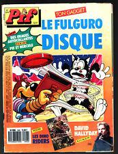 ¤ PIF GADGET n°1094 ¤ 03/1990 ¤ DAVID HALLYDAY