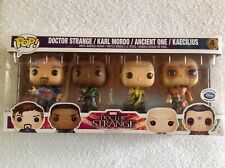 FIGURINE COLLECTOR-FUNKO-MARVEL:DOCTOR STRANGE(4PACK DISNEY STORE 2016)4000exemp