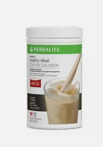 NEW Herbalife Formula 1 Cookies and Cream Healthy Meal Replacement Shake 750g