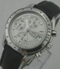 Omega Speedmaster Date Chronograph Automatik Top Zustand Ref: 3513.30