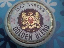 Scatola di latta porta tabacco Mac Barens