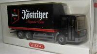 Wiking 1:87 Mercedes Benz Econic Koffer LKW OVP 561 04 Köstritzer Bier