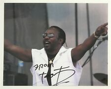 TOOTS and the MAYTALS signed photo autograph TOOTS HIBBERT