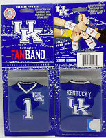 University of Kentucky Wrist/Arm Band w/Embroidered Team Logo--Football