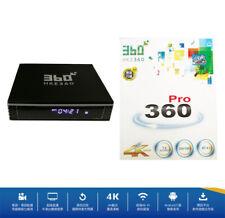 2020 Latest TV BOX HKE 360 6K HD Android Gen4 4+32GB  IPTV Media Player Adult