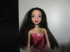More details for barbie my scene nolee doll +2 dresses and necklace good condition
