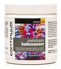Continuum Reef•Basis Kalkwasser 100 Grams Powdered Calcium