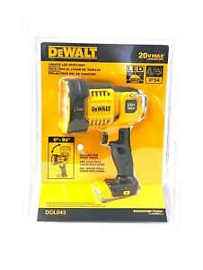 DeWALT 20V MAX Jobsite LED Spotlight - DCL043
