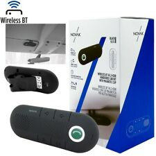 KIT VIVAVOCE wireless Bluetooth BT V4,2 + EDR NOVAK  per ALETTA PARASOLE