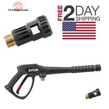 Ryobi Pressure Washer Trigger Gun Replacement kit fits M22 Hose Wand Connection