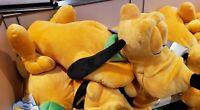 2020 Disney Parks Mickey And Friends Sleeping Pluto Dream Friend Plush Large NWT