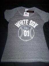 5th & Ocean Women's Chicago White Sox Shirt NWT Medium