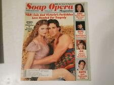 Linda Dano, Melina Kanakaredes - Soap Opera Magazine 1993