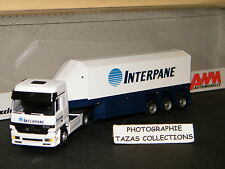 MERCEDES ACTROS INTERPANE - AWM 1/87 Ref 70948