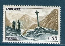 ANDORRE TIMBRE 204 NEUF XX QUALITE LUXE - CROIX GOTHIQUE DE MERITXELL