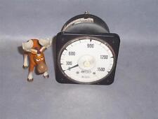 Crompton Switchboard Ammeter 077-08Aa-Lstc 0-1500A
