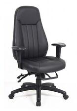 Dams Zeus 24hr Heavy Duty High Back Operator chair zeu300k2 25 stone! FREE DEL