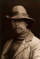 Edward S Curtis, A Portrait 7x5 inch Reproduction