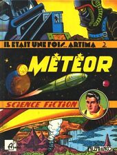 EO ARTIMA + POSTERS + RAOUL GIORDAN + INTEGRALE : TOUT METEOR N° 2