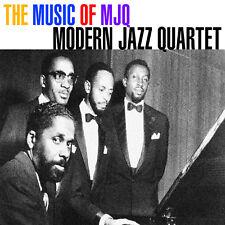 CD Moderne Jazz Quartet The Music Of le MJQ