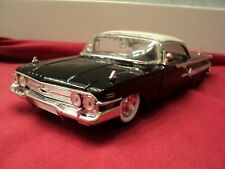 Jada 1960 Chevrolet Impala 1/24 scale 2013 release showroom flr new no box
