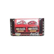 Matchbox Coca Cola VOLKSWAGEN Beetle Coke Concept 1962-1998