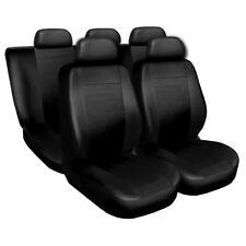 Honda civic negro universal fundas para asientos funda del asiento auto ya referencias superior